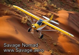 Savage Nomad | Click for Web Site