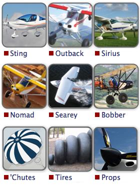 SportairUSA Aircraft